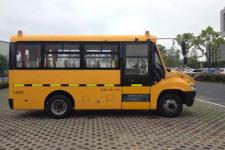 安凯牌HFF6541KQY4型幼儿专用校车图片2