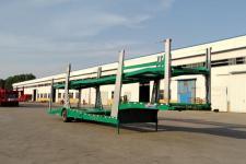鸿宇达13.8米11吨1轴车辆运输半挂车(WMH9180TCL)