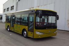 8米安凯纯电动城市客车