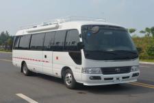 多士星牌JHW5060XJC型檢測車