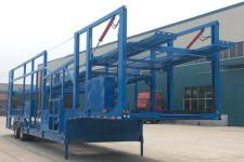 建宇13米15.1吨2轴车辆运输半挂车(YFZ9240TCL)