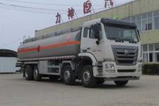 醒狮牌SLS5315GYYZ5型铝合金运油车
