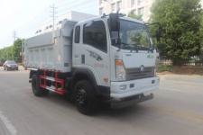 润知星牌SCS5044ZLJCDW型自卸式垃圾车