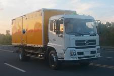 多士星国五单桥厢式货车190-211马力10-15吨(JHW5180XFWD)