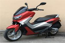 望雅摩托WY150T-9S型两轮摩托车