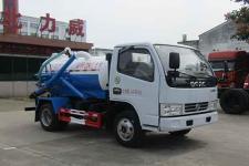 中汽力威牌HLW5042GXW5EQ型吸污车图片