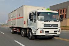 国五东风天龙小三轴杂项危险物品厢式运输车