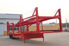 鸿宇达13.8米17吨2轴车辆运输半挂车(WMH9250TCL)