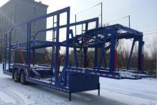 龙帝13.8米19.1吨2轴车辆运输半挂车(CSL9283TCL)