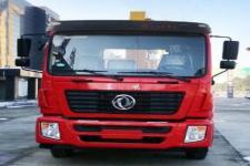 大力牌DLQ5180JSQZM5型随车起重运输车图片