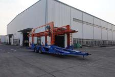 运力11.5米10吨2轴中置轴车辆运输挂车(LG9170TCL)