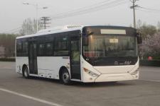 8米 14-27座中通纯电动城市客车(LCK6809EVG3W1)