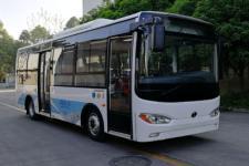 8.1米蜀都纯电动城市客车