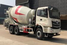 大力牌DLQ5257GJBL5型混凝土搅拌运输车