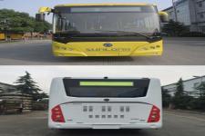 申龙牌SLK6109UBEVW11型纯电动城市客车图片2