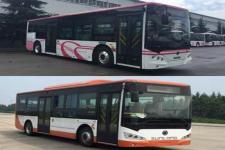 申龙牌SLK6109UBEVW11型纯电动城市客车图片3