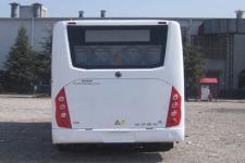 申龙牌SLK6109UBEVW11型纯电动城市客车图片4
