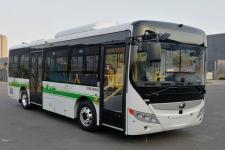8.1米|14-29座宇通纯电动城市客车(ZK6815BEVG19)
