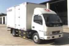 东风牌DFA5040XXYDBEV1型纯电动厢式运输车图片