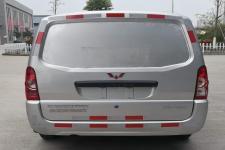 五菱牌GL5030XXYBEV型纯电动厢式运输车图片