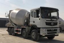 大力牌DLQ5311GJBL5型混凝土搅拌运输车
