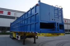 东风12.8米20吨3轴垃圾转运半挂车(EQ9400ZLJXQ)