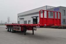 金奉源12米31.2吨3轴平板运输半挂车(JFY9400TPB)