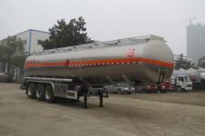 醒狮11.9米33吨3轴铝合金运油半挂车(SLS9400GYYD)