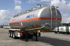 中集11.6米31.2吨3轴易燃液体罐式运输半挂车(ZJV9405GRYJM)