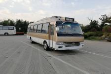 8.2米 13-38座海格纯电动城市客车(KLQ6822GEVN1)