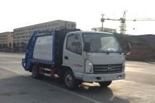 舜德牌SDS5041ZYSK型压缩式垃圾车