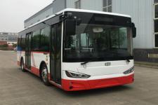 8.5米|14-27座中植汽车纯电动城市客车(CDL6850URBEV)