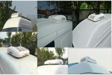 福田牌BJ5039XLC-C6型冷藏车图片