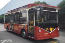 8.1米 13-29座蜀都纯电动城市客车(CDK6801CBEV2)
