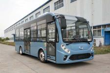 8.1米安源纯电动城市客车