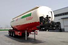 光亚通达9.9米30.7吨3轴下灰半挂车(JGY9400GXH)
