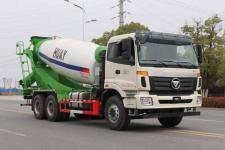 华专一牌EHY5250GJBBJ型混凝土搅拌运输车