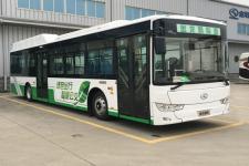 12米|21-46座金龙纯电动城市客车(XMQ6127AGBEVM1)