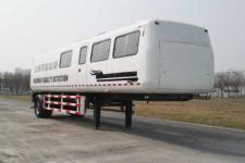 华悦达11米01轴检测半挂车(LZX9130XJCHN)