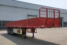 万里盈12米33.6吨3轴栏板半挂车(HCB9400)