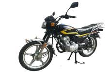 豪进牌HJ125-3H型两轮摩托车