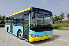 8.5米 16-31座海格纯电动城市客车(KLQ6850GEVN8)