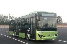 10.5米|20-39座比亚迪纯电动城市客车(BYD6101LGEV)
