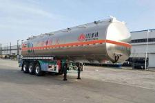 万事达牌SDW9404GYYD型铝合金运油半挂车图片