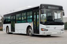 10.5米 21-40座海格纯电动城市客车(KLQ6109GAEVN9)