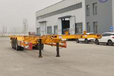 金奉源14米34.7吨3轴集装箱运输半挂车(JFY9400TJZE45)
