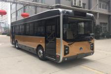 8.2米|19-24座扬子江纯电动城市客车(WG6820BEVHW1)