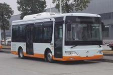 8.1米|13-27座峨嵋纯电动城市客车(EM6810BEVG1)