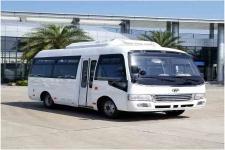 6米|9-19座宏远纯电动城市客车(KMT6603GBEV)