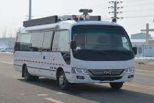 多士星牌JHW5060XZH型指挥车生产厂家